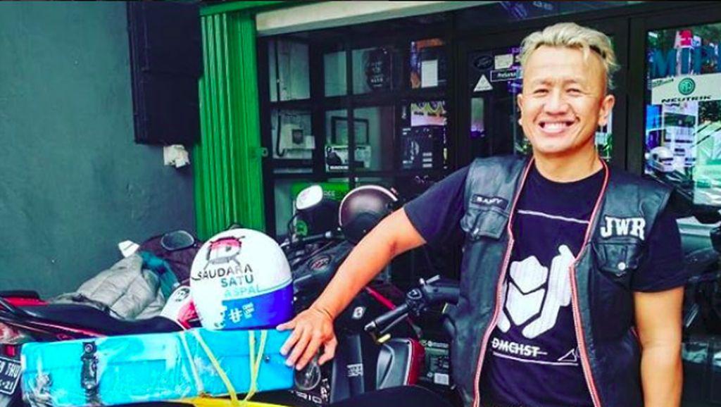 Bikin SIM Ada Tes Psikologi, Sandy Pas Band Setuju Banget