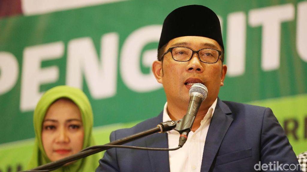 Gebrakan Ridwan Kamil Bentuk Majelis Pertimbangan Gubernur