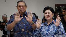 10 Jari Keluarga SBY Usai Nyoblos Pilkada Serentak 2018