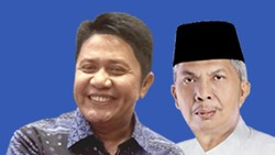 Quick Count Final Pilgub Sumsel LSI: Herman-Mawardi Menang