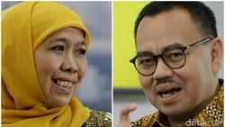 Beda Nasib 2 Mantan Menteri Jokowi di Pilkada 2018