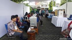 Antusias Pemilih di Perumahan Elite Kota Malang Minim