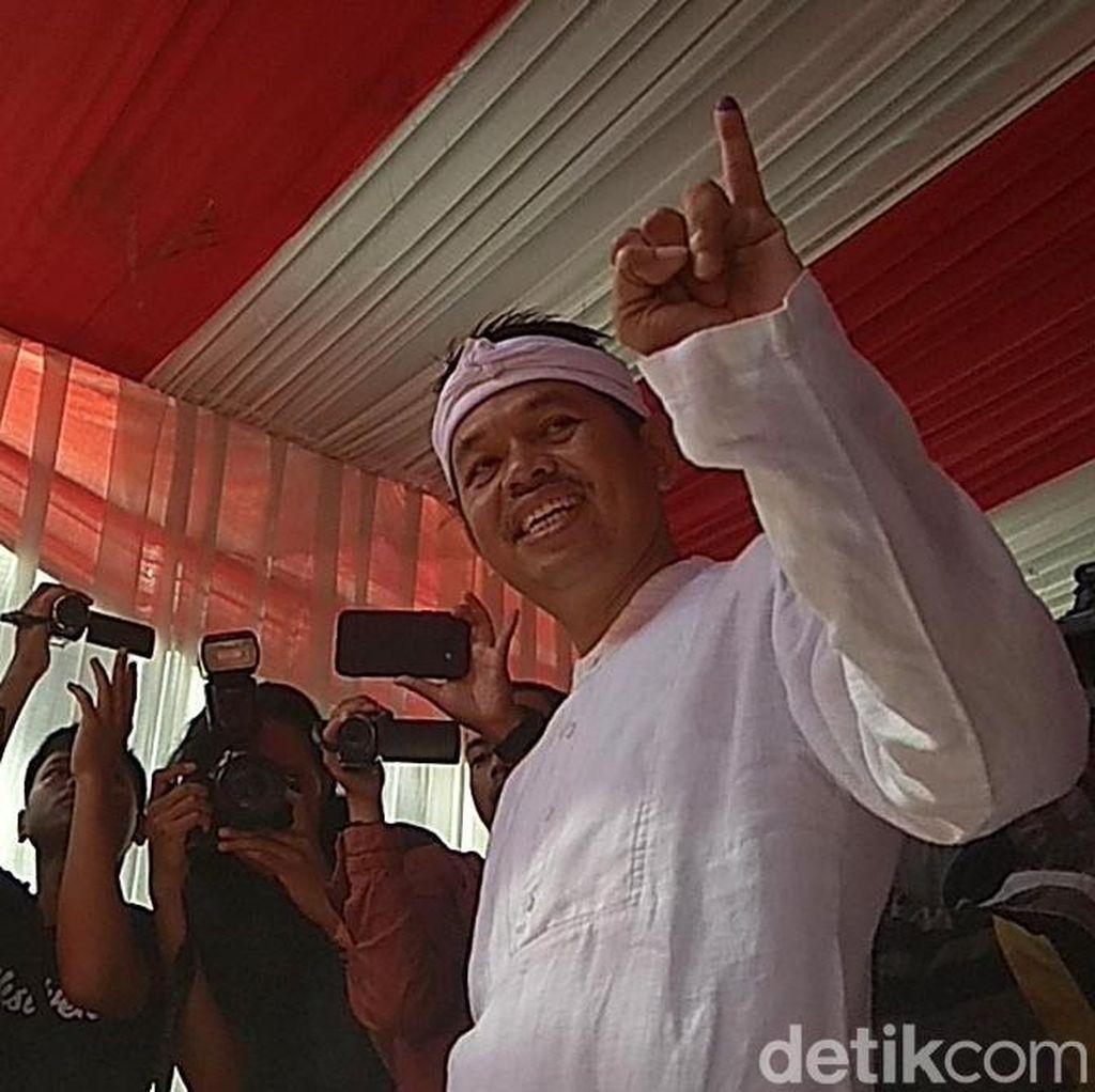 Dedi Mulyadi Sebut Peluang Airlangga Ada di Tangan Jokowi