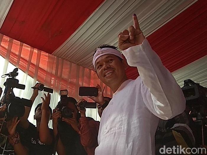 Ketua DPD Golkar Jabar Dedi Mulyadi. (Foto: Luthfiana Awaluddin/detikcom)