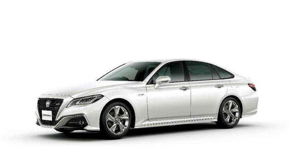 Begini Wujud Mobil Baru untuk Menteri-menteri Jokowi