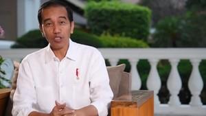 Jokowi: Nonton Piala Dunia, Kalau Jagoannya Kalah Jangan Ribut