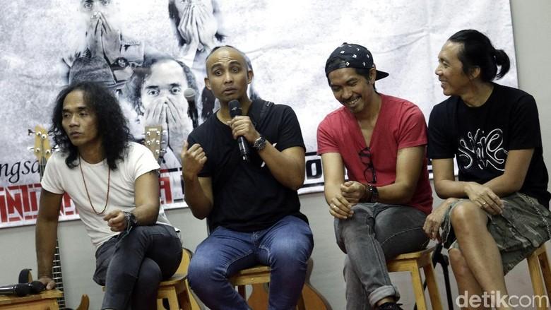 Berkabung Gempa Sulteng, Alasan Konser Slank di Aceh Batal