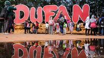Libur Pilkada 2018, Warga Jakarta Berwisata Ke Ancol