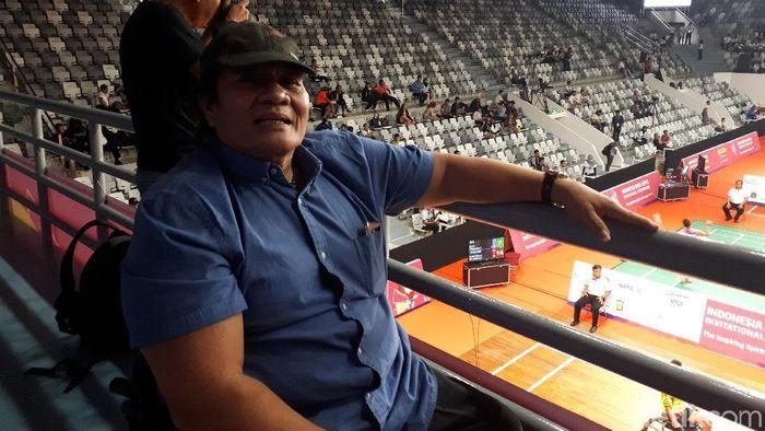 Ketua NPC Indonesia Senny Marbun (Mercy Raya/detikSport)