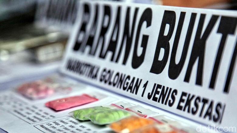 TNI Tangkap Bripka GG karena Jadi Bandar Ekstasi di Binjai