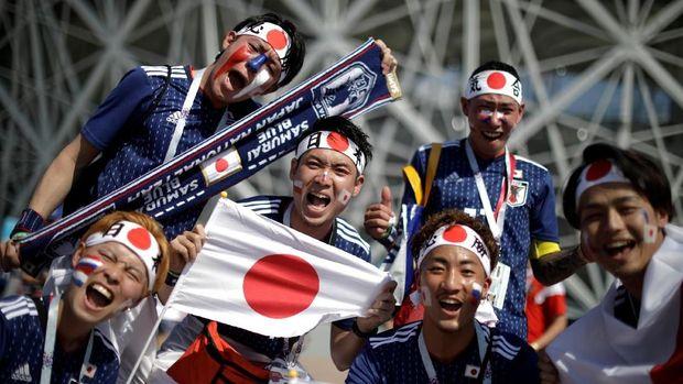 Fakta-fakta Menarik Keberhasilan Jepang Lolos ke 16 Besar