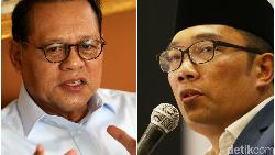 Ridwan Kamil-Uu Unggul di Cianjur, Asyik Menang di Sukabumi