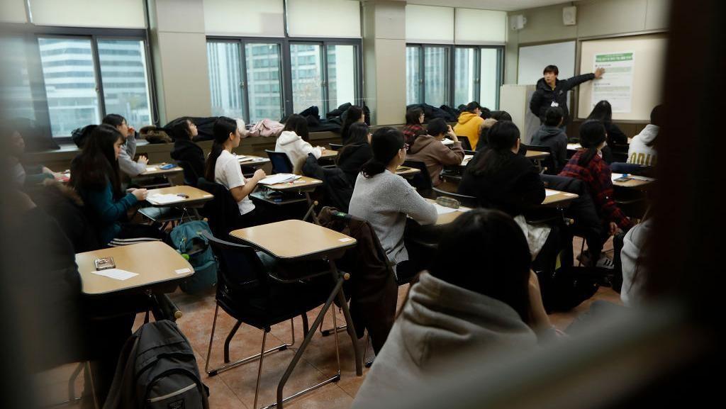 Begini Gilanya Perjuangan Para Pelajar Korsel