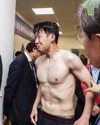 Hiks! Menang atau Kalah, Bintang Korea Selatan Son Heung Min Selalu Menangis sport