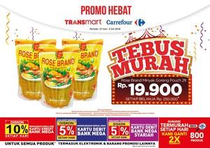 Yuk! Berburu Deterjen dan Minyak Goreng Murah di Transmart Carrefour