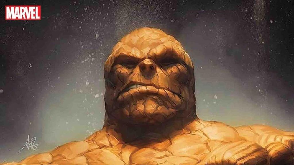 Iceman Jadi Anggota Fantastic Four?