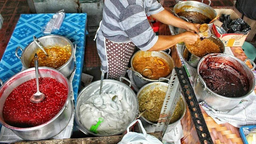 Asyiknya Berburu Soto Hingga Jenang Legit di Pasar Kranggan Yogyakarta