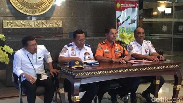 Jasad Korban KM Sinar Bangun Ditemukan di Kedalaman 450 Meter