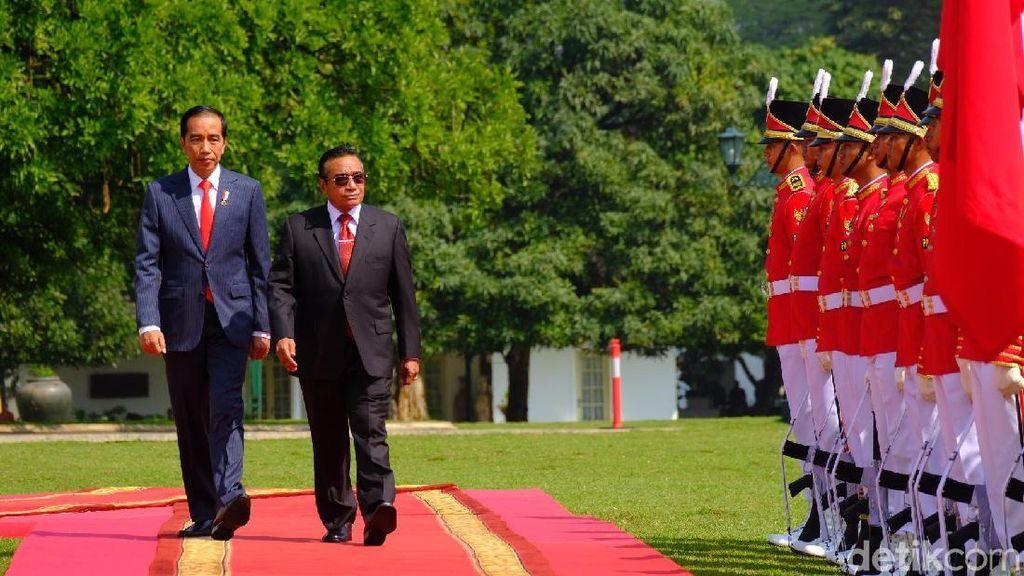 Jokowi: 9 BUMN dan 400 Perusahaan Milik WNI Ada di Timor Leste