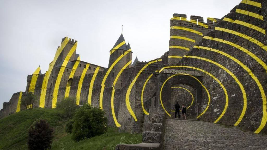 Benteng Kuno Dibuat Jadi Kekinian, Warga Lokal Bete