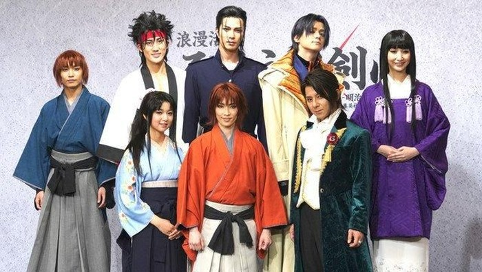 Drama musikal Rurouni Kenshin