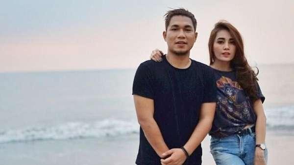 Sah Jadi Suami Istri, Intip Kemesraan Rizal Armada dan Monica