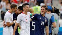 Video Highlights: Jepang Vs Polandia 0-1