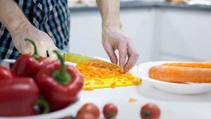 Tak Asal Potong, Memotong Sayuran Ada 4 Jenisnya