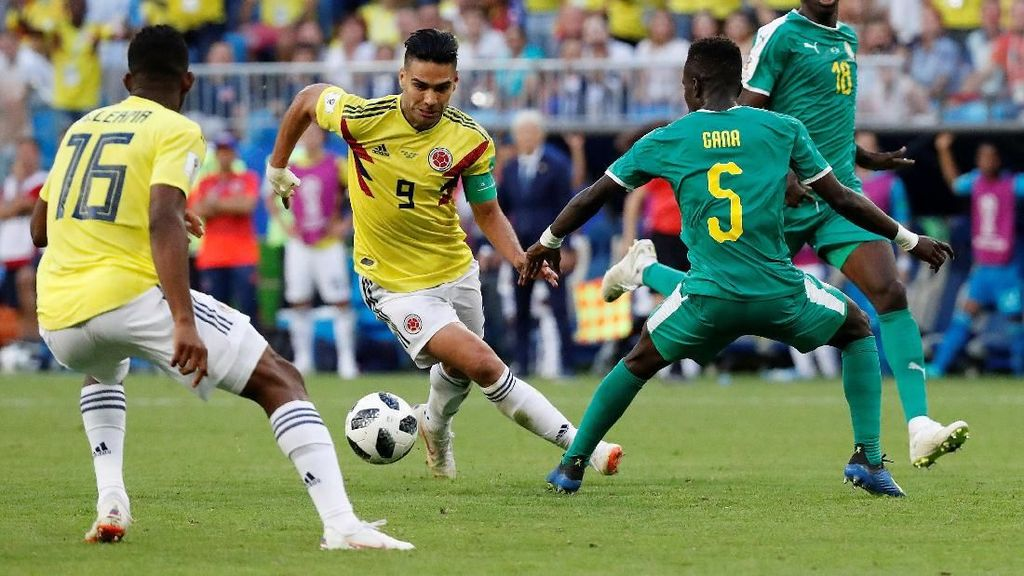 Video Highlights: Senegal Vs Kolombia 0-1