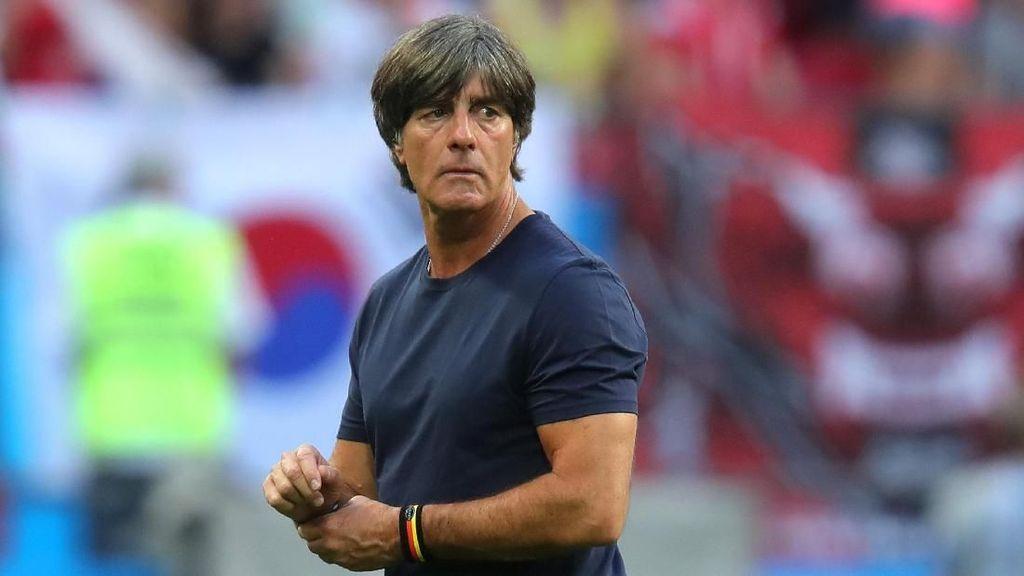 Setuju Tidak Setuju, Kontrak Loew Masih Sampai 2022