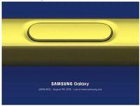 Ini Tanggal Peluncuran Galaxy Note 9