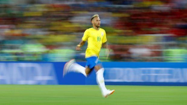 Neymar akan kembali jadi pusat perhatian di laga lawan Meksiko.