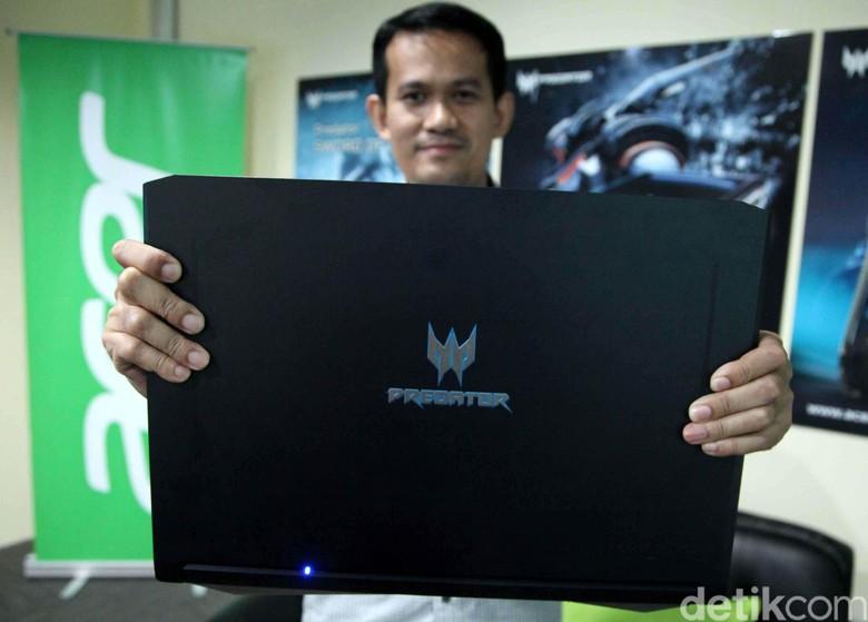 Ini dia laptop gaming terbaru Acer.