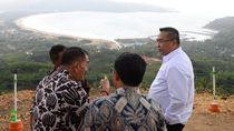 Mendes Ikut Promosikan Destinasi Wisata Baru di Pacitan