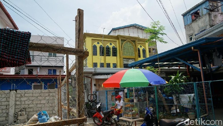 Masjid Sittie Maryam di Cebu, Filipina (Syanti/detikTravel)