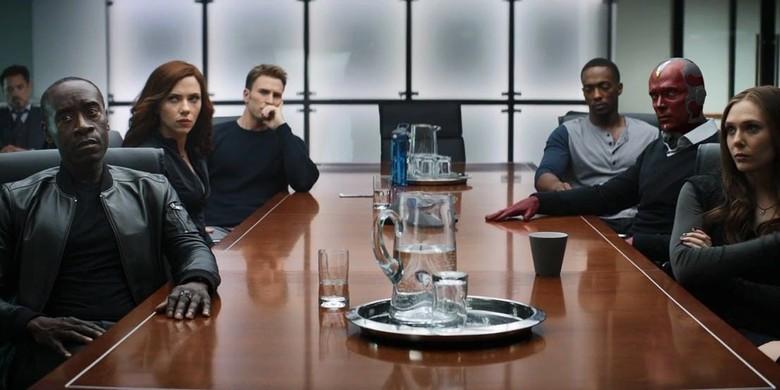 Misteri Kematian Superhero di Infinity War Tertuang Dalam Foto Ini