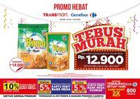 Berburu Deterjen dan Minyak Goreng Murah di Transmart Carrefour