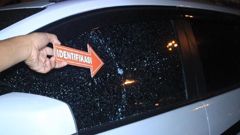 Mobil Karyawan JICT Diduga Ditembak dari Jarak Dekat