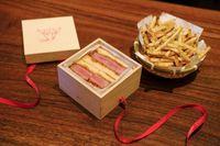 Sepotong Sandwich Wagyu Langka Premium Ini Dihargai Rp. 2,6 Juta