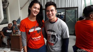 Usai Test Food Katering, Baim Wong dan Paula Jajal Perhiasan