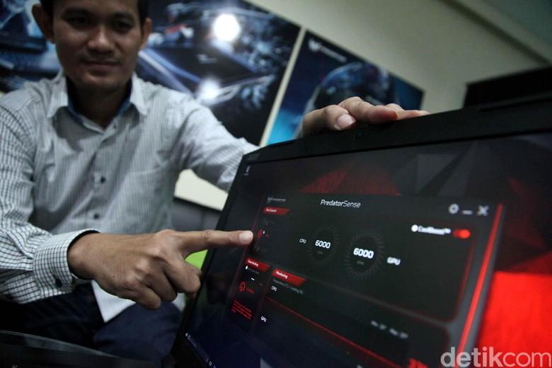Acer mengklaim seri Predator saat ini menempati urutan nomor satu pasar laptop gaming di kawasan Asia Pasifik.