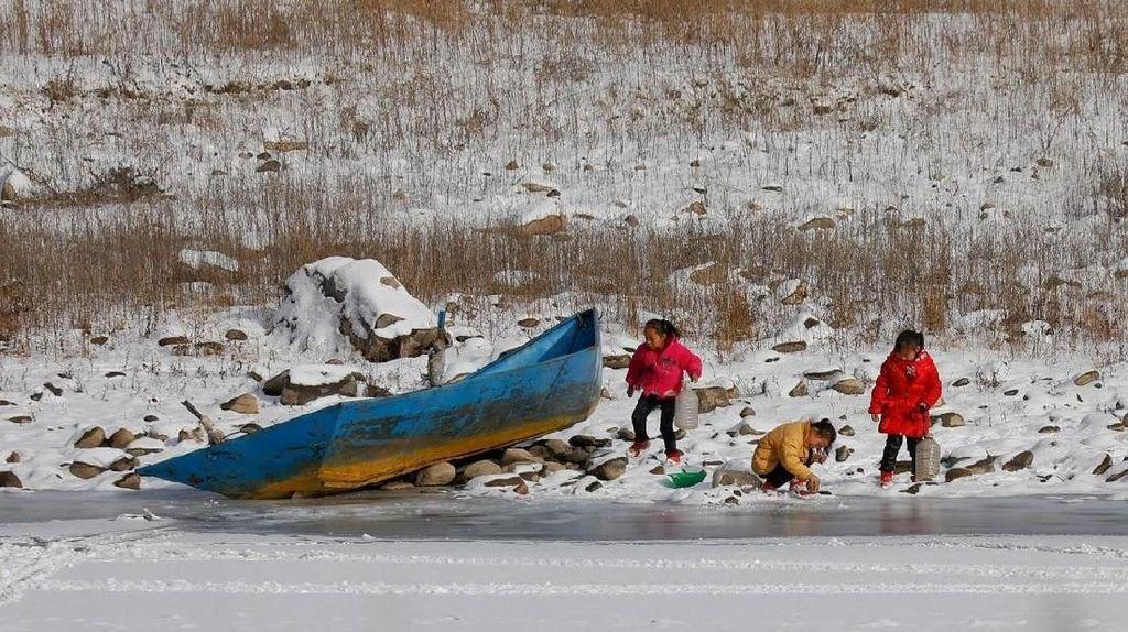 Pejabat Korsel Hilang di Perbatasan, Menhan: Ditembak Militer Korea Utara