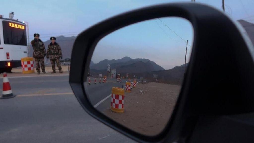 Kehidupan Rakyat Korut di Perbatasan China