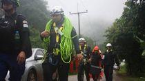 Banjir Hambat Penyelamatan 12 Remaja yang Terjebak di Gua Thailand