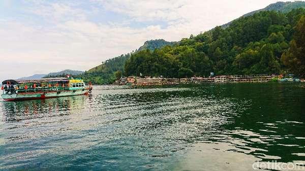 Pelabuhan dan Kapal Besar Siap Dibangun buat Benahi Danau Toba