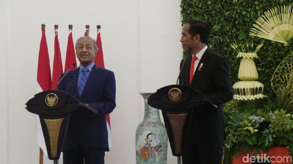 Mahathir dan Jokowi Mau Hidupkan Lagi Proyek Mobil Malaysia-RI
