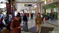 Bandara Bali Ditutup, 1.736 Penumpang Bandara Yogya Terdampak