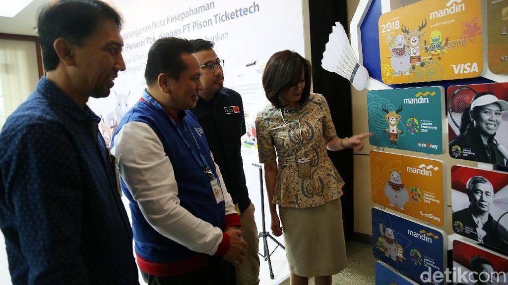 25 Ribu Tiket Asian Games untuk Pelajar Digratiskan, Pembagian Diatur Disdik