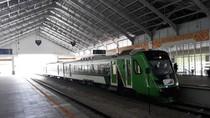 Begini Nyamannya Kereta Bandara Minangkabau