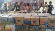 Truk Pengangkut 2.000 Liter Arak Jowo Senilai Rp 69 Juta Diamankan